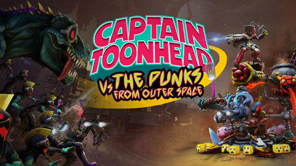 Captain Toonhead vs. the Punks from Outer Space