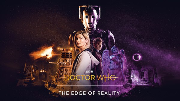 BBC Studios reveals two new Doctor Who games