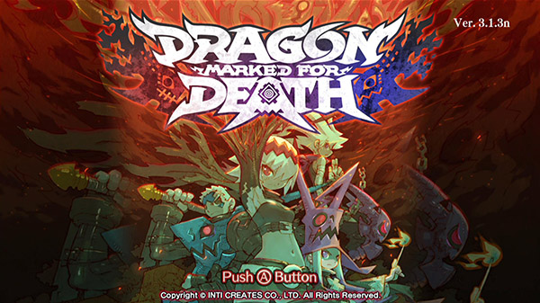 Dragon Marked for Death version 3.1.3 update