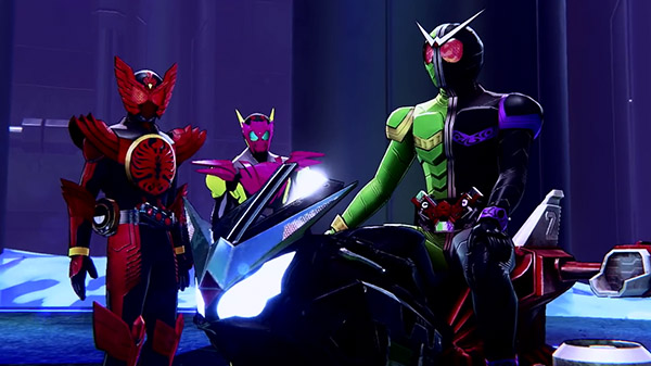 Famitsu Review Scores: Issue 1664 - Kamen Rider: Memory of Heroez