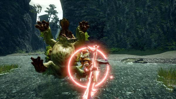 Monster Hunter Rise - Great Sword gameplay