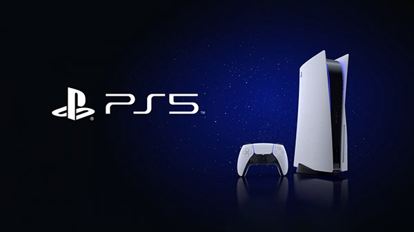 PS5 global launch promotional video