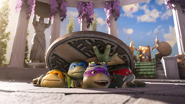 SMITE 'Teenage Mutant Ninja Turtles Battle Pass' adds Leonardo, Donatello, Raphael, and Michelangelo skins in November
