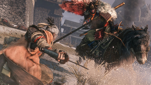 Sekiro: Shadows Die Twice Game of the Year Edition