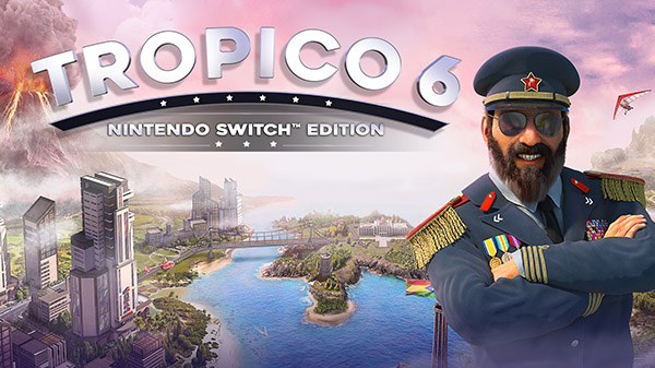 Tropico 6 - Nintendo Switch Edition