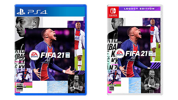 This Week's Japanese Game Releases: FIFA 21