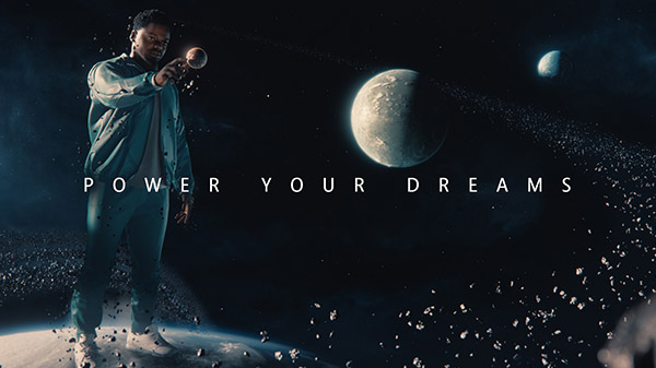 Xbox Series 'Power Your Dreams' promotional video