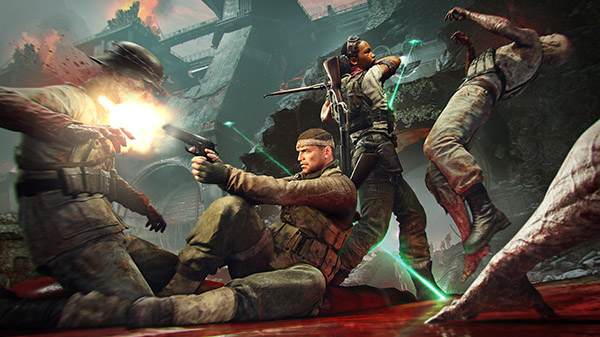 Zombie Army 4: Dead War DLC 'Mission 4: Damnation Valley' now available