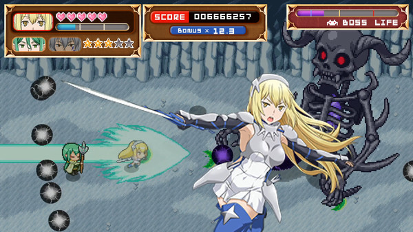 Is It Wrong to Try to Shoot 'Em Up Girls in a Dungeon?