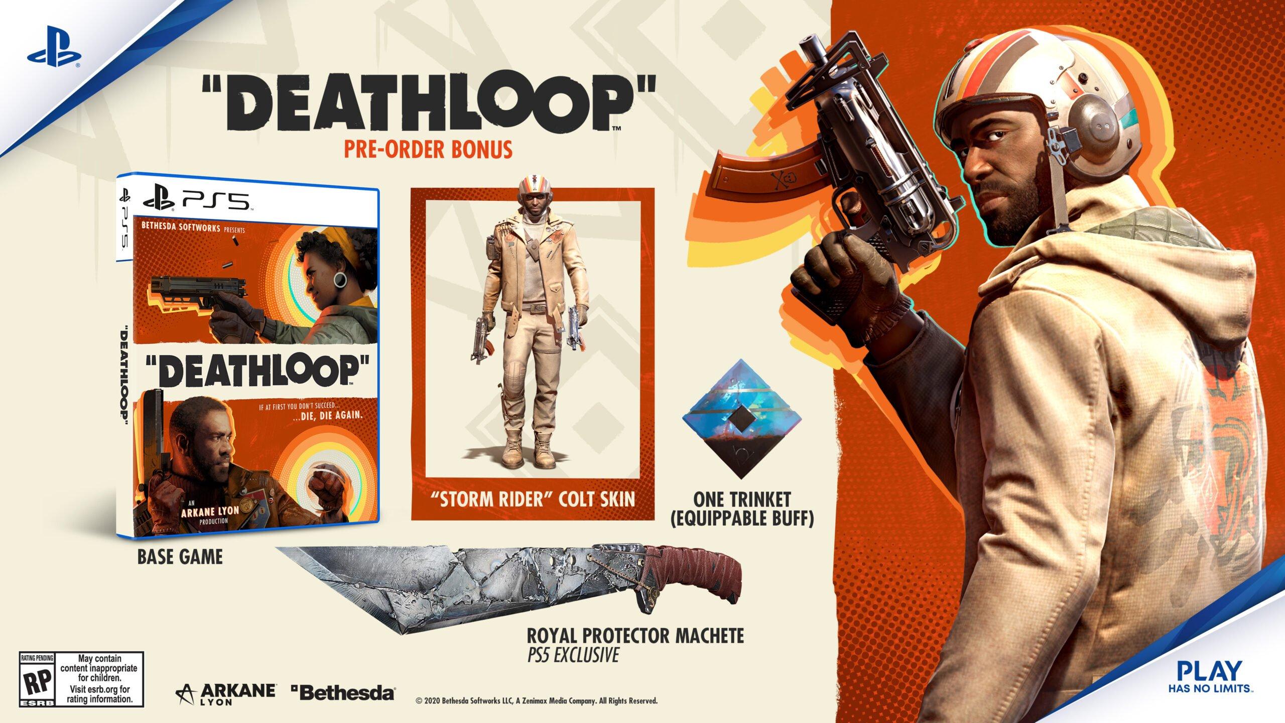 Deathloop launches May 21, 2021 - Gematsu