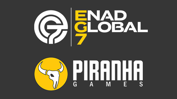 Enad Global 7 x Piranha Games