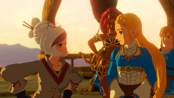 Famitsu Review Scores: Issue 1667 - Hyrule Warriors: Age of Calamity