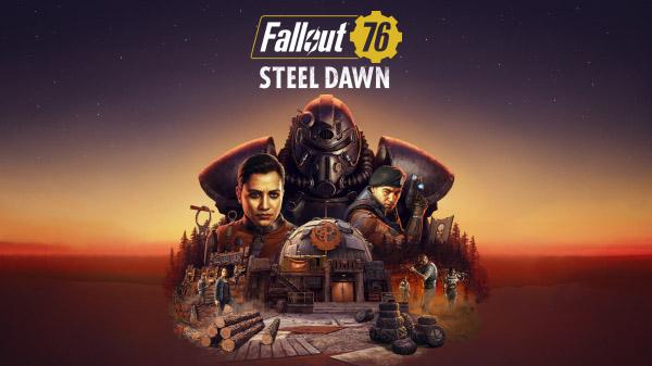 Fallout 76 'Steel Dawn' update