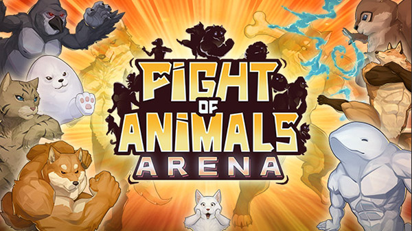 Fight of Animals: Arena announced for PC