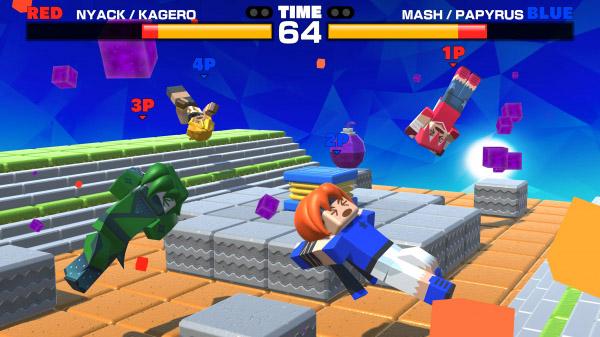 Goonya Fighter: Jiggly Haptic Edition