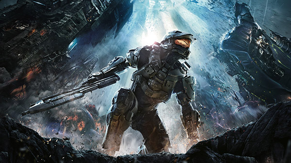 Halo: The Master Chief Collection for PC - Halo 4 launches November 17