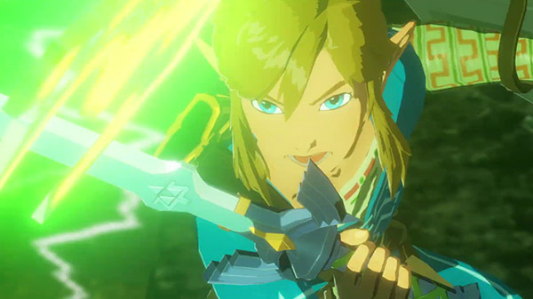 Hyrule Warriors Age Of Calamity Japanese Tv Commercial Gematsu