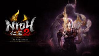 """Nioh 2 DLC """"The First Samurai"""""""