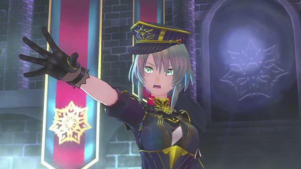 Sakura Kakumei: Hanasaku Otome-tachi Great Imperial Combat Revue B.L.A.C.K. trailer