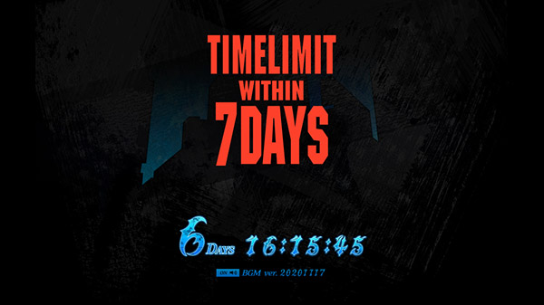 Square Enix launches 'Time Limit Within 7 Days' countdown website