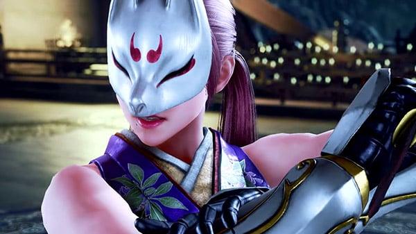 Tekken 7 DLC character Kunimitsu