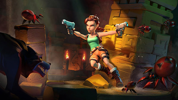 Tomb Raider Reloaded revealed as throwback Lara Croft sport for Android, iOS