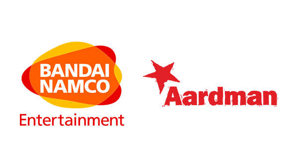 Bandai Namco and Aardman collaborate for new IP