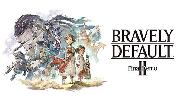 Bravely Default II 'Final Demo'
