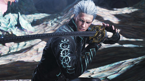 Devil May Cry 5 DLC 'Playable Character: Vergil' launch trailer