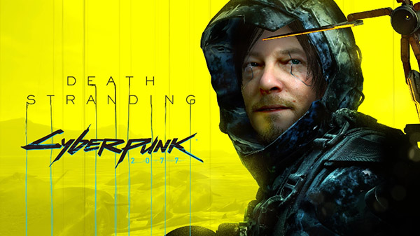 Death Stranding for PC update adds Cyberpunk 2077 crossover content