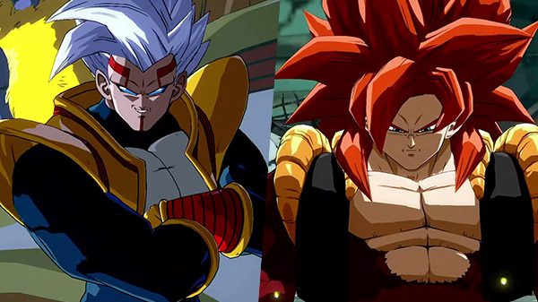 Dragon Ball FighterZ DLC character Super Baby 2 launches January 15, 2021; Gogeta (SS4) announced