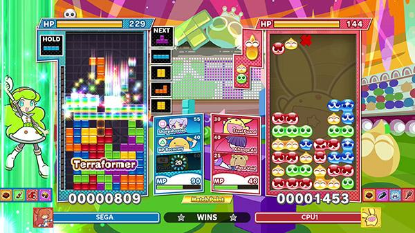 Famitsu Review Scores: Issue 1670 - Puyo Puyo Tetris 2