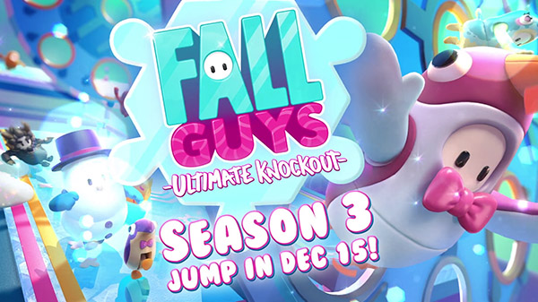 Fall Guys: Ultimate Knockout Season 3