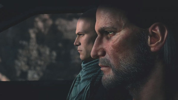 Hitman III opening cinematic