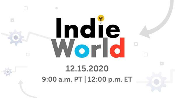 Nintendo Indie World Showcase set for December 15