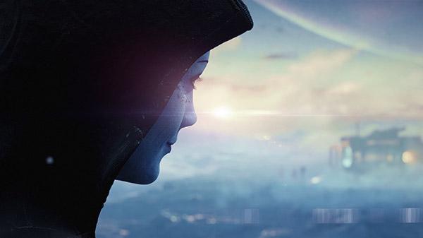 Next Mass Effect - The Game Awards 2020 teaser trailer