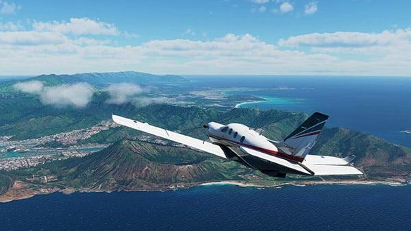 Microsoft Flight Simulator for Xbox Series launches in ...