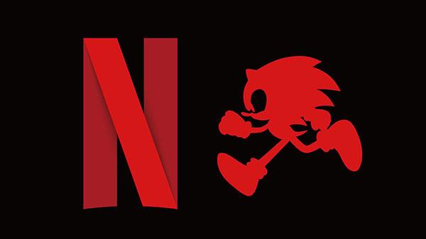 Netflix x Sonic the Hedgehog