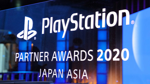 PlayStation Partner Awards 2020 Japan Asia