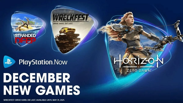 PlayStation Now adds Horizon Zero Dawn: Complete Edition, Darksiders III, The Surge 2, and more