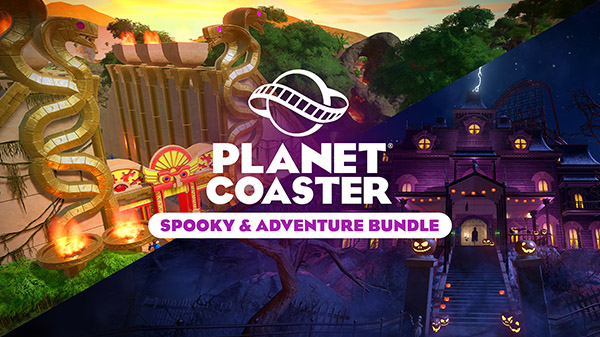 Planet Coaster: Console Edition DLC 'Spooky & Adventure Pack'