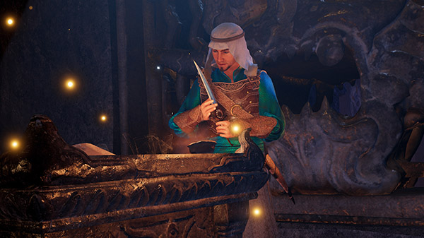 Prince of Persia: Sands of Time Remake postponed