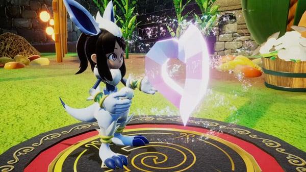 Balan Wonderworld demo gameplay