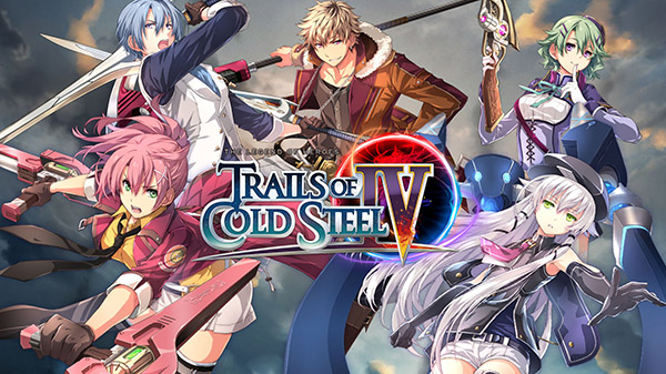 The Legend of Heroes: Trails of Cold Steel IV for Switch ...