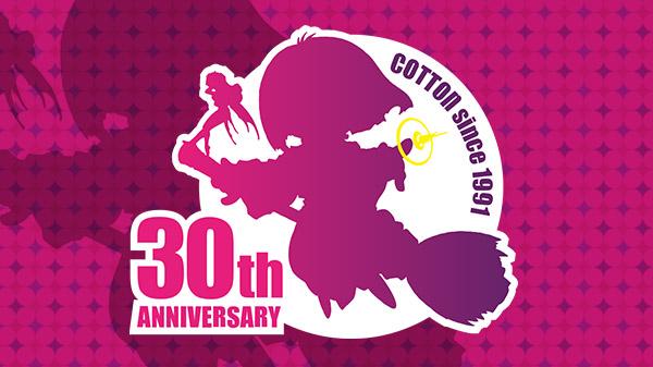 Cotton 30th anniversary