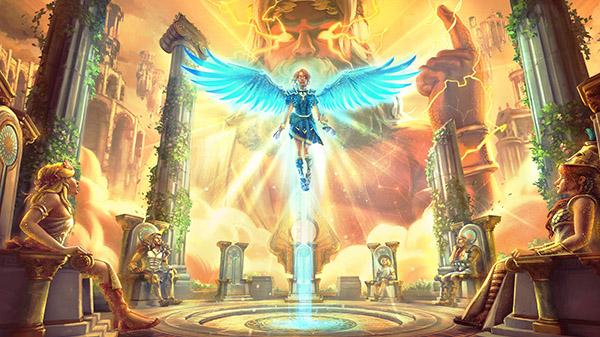 Immortals Fenyx Rising DLC 'A New God'