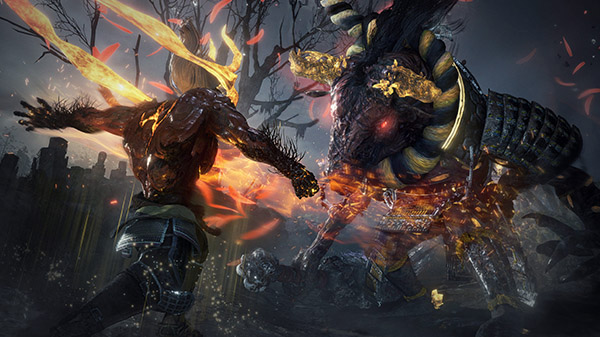 Nioh 2 - The Complete Edition highlights PC features in new trailer