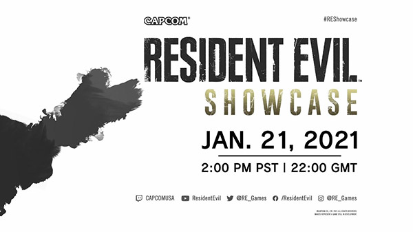 Resident Evil Village: First Gameplay Reveal Showcase Announced