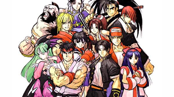 SNK vs. Capcom: The Match of the Millennium