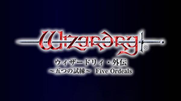 Wizardry Gaiden: Five Ordeals